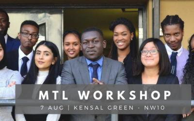 MTL Workshop – August 2017