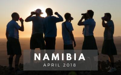 Trek to Namibia